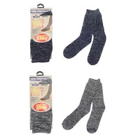 Mens heat controlled socks