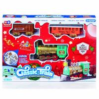 11 piece train set with sound