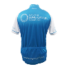 Branded cycling jersey