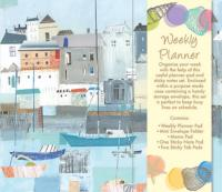 By the sea weekly planner
