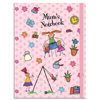 Mum's Busy Day A5 notebook