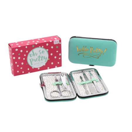 Hello pretty' manicure set