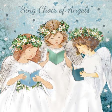Sing choir of angels - 10 cards