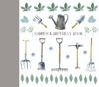 My garden address book
