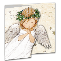 Praying angel - 10 cards