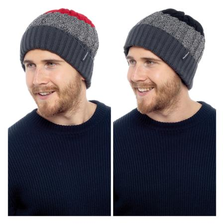 Mens knit hat
