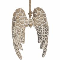 Natural hanging angel wings