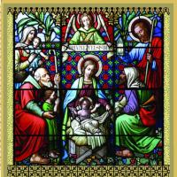 Holy window - 10 cards