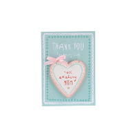 Amazing Mum keepsake card