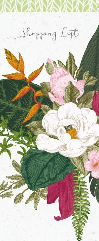 Botanicals shopping list