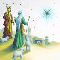 Shepherds near Bethlehem - 10 cards