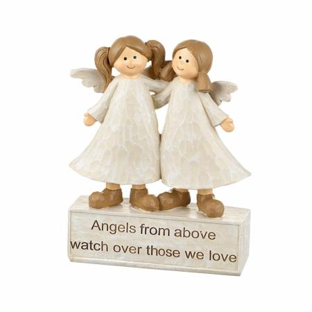 Angel friends ornament