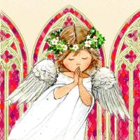 Christmas angel - 10 cards