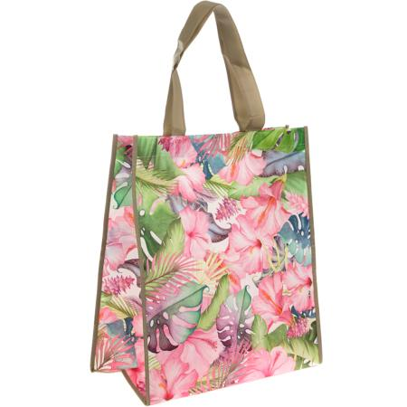 Tropical paradise shopper
