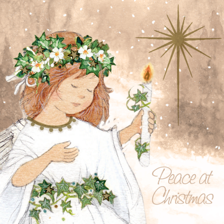 Angel of peace - 10 cards
