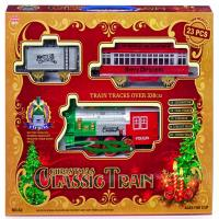 23 piece train set with sound