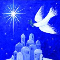 Dove of peace - 10 cards