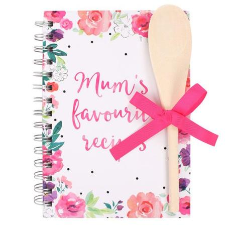 Mum's favourite recipes' book