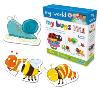 'My Bugs' 8 x 2-piece puzzles