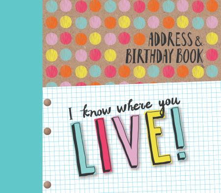 Love Life address book