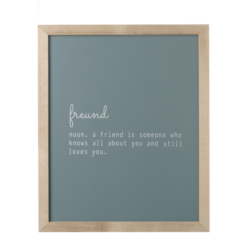 Friendship Picture Frames With Quotes: Friend Quote Frame