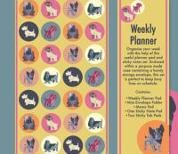 Dot the dog weekly planner