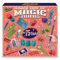 Jumbo magic tricks and wand